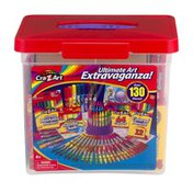 Cra-Z-Art Ultimate Art Extravaganza - 130 PC