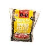 B&B Charcoal Mesquite Wood Pellet Grill Fuel