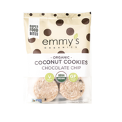 Emmys Macaroons, Chocolate Chip