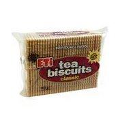 Eti Tea Biscuits Classic With Fresh Milk