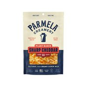 Parmela Creamery Sharp Cheddar Shreds