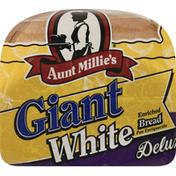 Aunt Millie's Bread, White, Giant