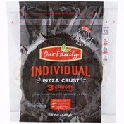 Our Family Italian Style Pizza Crusts