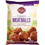 Wellsley Farms Turkey Meatballs