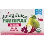 Juicy Juice Juice, Organic, Fruit Punch