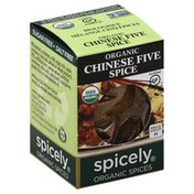 Spicely Organics Chinese Five Spice, Organic