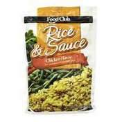 Food Club Rice & Sauce