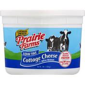 Prairie Farms Cottage Cheese, 2% Milkfat Minimum, Low Fat