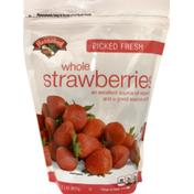 Hannaford Whole Strawberries Picked Fresh