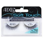 Ardell Lashes, Soft Touch, Black 156