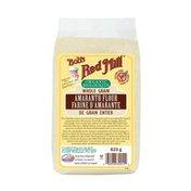 Bob's Red Mill Organic Whole Grain Amaranth Flour