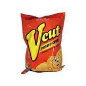 Jack 'n Jill Spicy Barbecue Flavor V-Cut Chips
