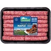 Farmland Maple Breakfast Homestyle Links Sausage