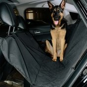 Paws & Pals Dog Quilted Back Seat Cover