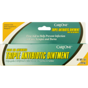 CareOne Care one Triple anitbiotic ointment first aid antibiotic