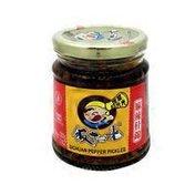 Fan Sao Guang Sichuan Pepper Pickles