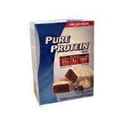 Pure Protein Red Velvet Protein Bar Value Pack
