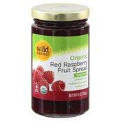Wild Harvest Fruit Spread, Organic, Red Raspberry