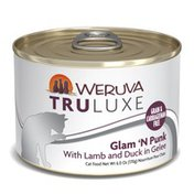 Weruva TruLuxe Glam 'N Punk With Lamb & Duck Grain-Free Wet Cat Food