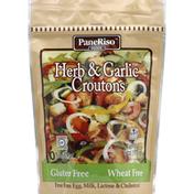 Paneriso Croutons, Herb & Garlic