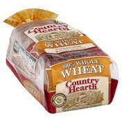 Country Hearth Bread, 100% Whole Wheat, Hearty Homestyle