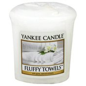 Yankee Candle Candle, Votive, Fluffy Towels