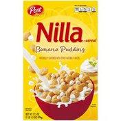 Post Nilla Wafer Banana Pudding