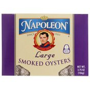 Napoleon Co. Large Smoked Oysters