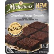 Michelina's Brownie, Chocolate Fudge