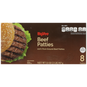 Hy-Vee Beef Patties
