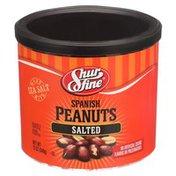 Shurfine Salted Spanish Peanuts