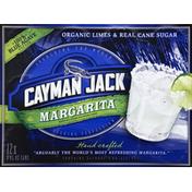 Cayman Jack Malt Beverage, Margarita