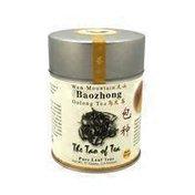 The Tao Of Tea Baozhong Oolong Tea Loose Leaf Tin