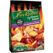 Green Giant Root Vegetables with Red Onions Fire Roasted