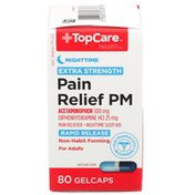 TopCare Pain Relief PM Rapid Release