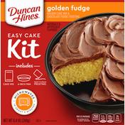 Duncan Hines Easy Cake Kit, Golden Fudge
