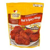 Foster Farms Wings Hot 'N Spicy