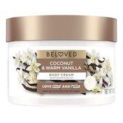 Love Beauty And Planet Body Cream Coconut & Warm Vanilla