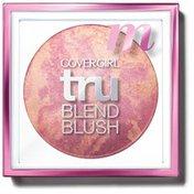 CoverGirl TruBlend COVERGIRL truBlend Baked Powder Blush, Medium Rose 0.1 oz (3.0 g) Female Cosmetics