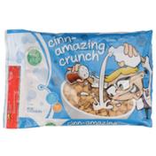 Food Club Cinn-Amazing Crunch Sweetened Wheat & Rice Cereal