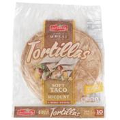Our Family Whole Wheat Flour Soft Taco Tortillas