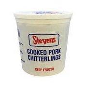 Stevens Cooked Pork Chitterlings