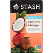 Stash Tea Oolong Tea, Coconut Mango, Tea Bags