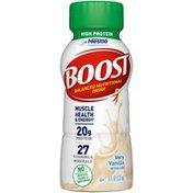 Boost HIGH PROTEIN Very Vanilla