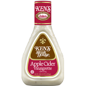 Ken's Steak House Dressing, Apple Cider Vinaigrette
