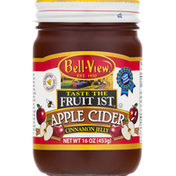 Bell-View Cinnamon Jelly, Apple Cider