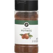 Publix Nutmeg, Ground