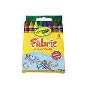 Crayola Crayons, Fabric
