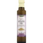 Flora Sesame Oil, Organic, Unfiltered & Unrefined