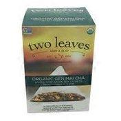 Two Leaves And A Bud Tea Company Organic Gen Mai Cha Green Tea